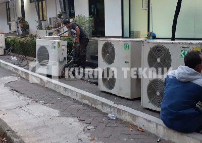 Teknisini Setting Outdoor