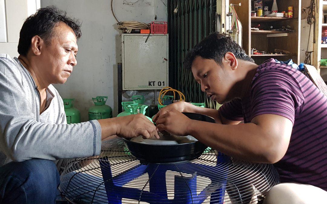 Perawatan Kipas Atau Cooling Fan di Bekasi