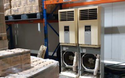 Sewa AC Standing Untuk Back Up Mesin Pendingin Di Pabrik